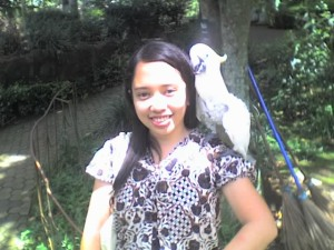 me and yakub, the friendly bird